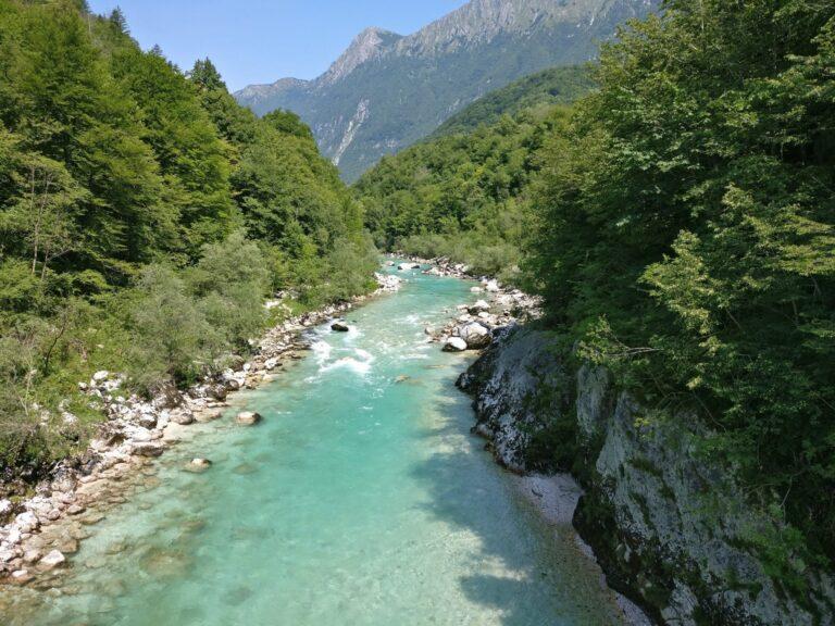Een avontuurlijke vakantie in de Soča Vallei Slovenië