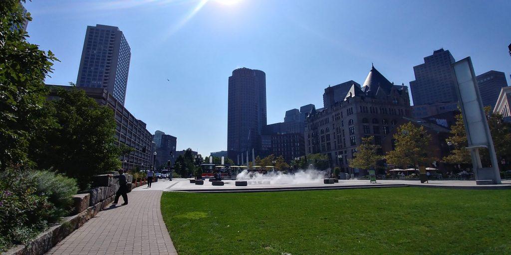 Stedentrip Boston: veel groen en een mix van oud en nieuw
