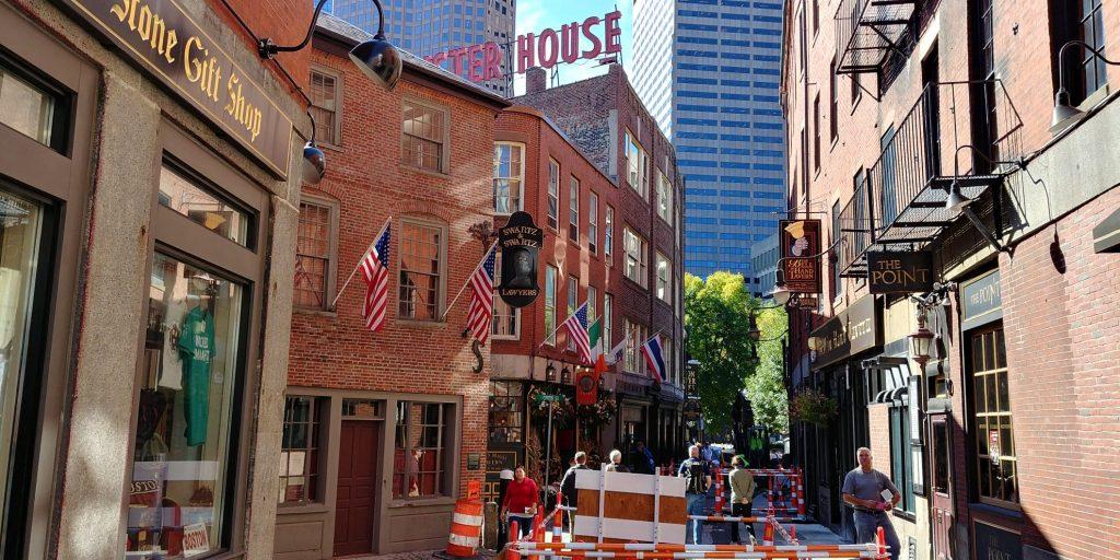 Stedentrip Boston: een mix van oud en nieuw