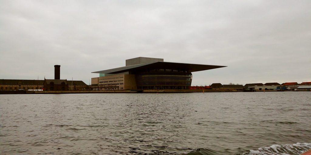 Operagebouw in Kopenhagen