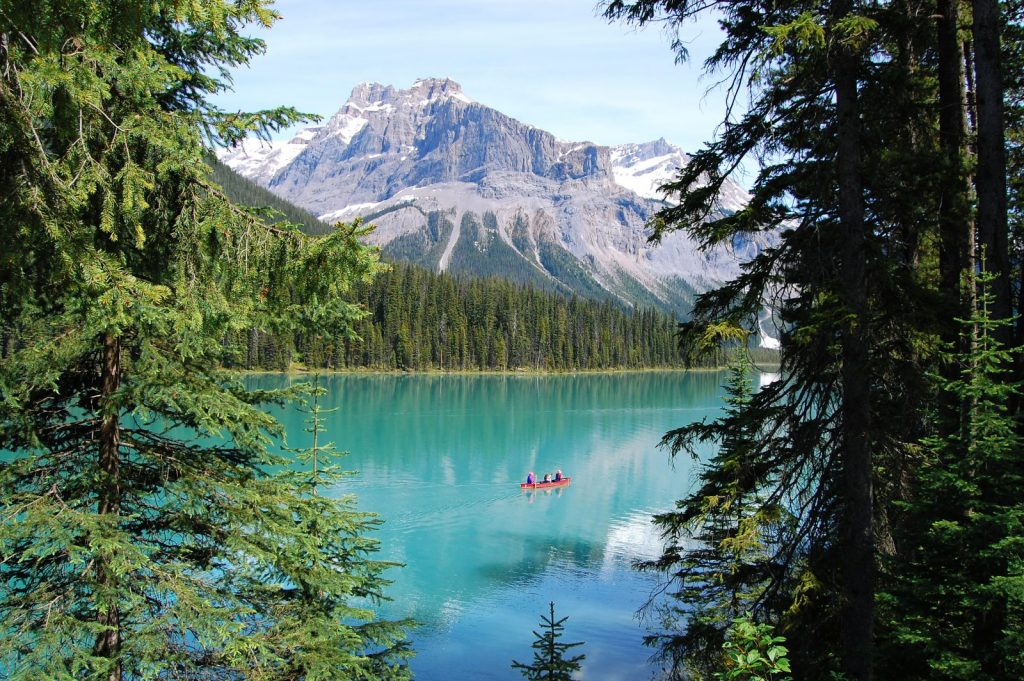 Roadtrip West-Canada: impressie