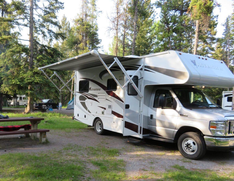 Camperreis door West-Canada: de voorbereiding