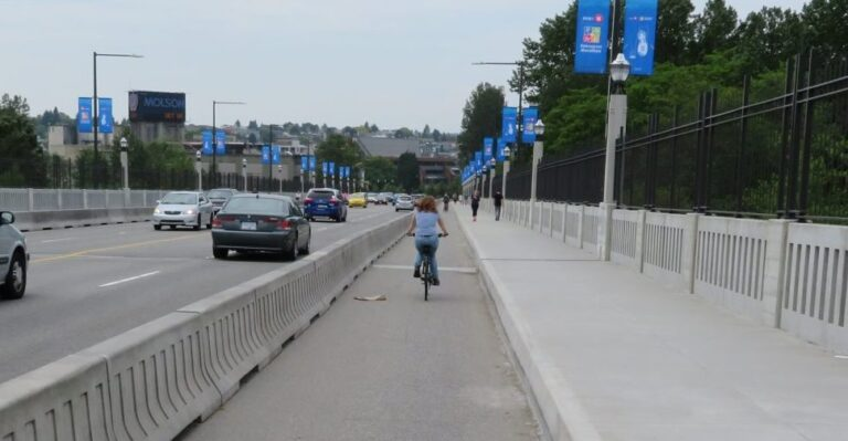 Rondje downtown: fietstocht Vancouver Seawall en Seaside