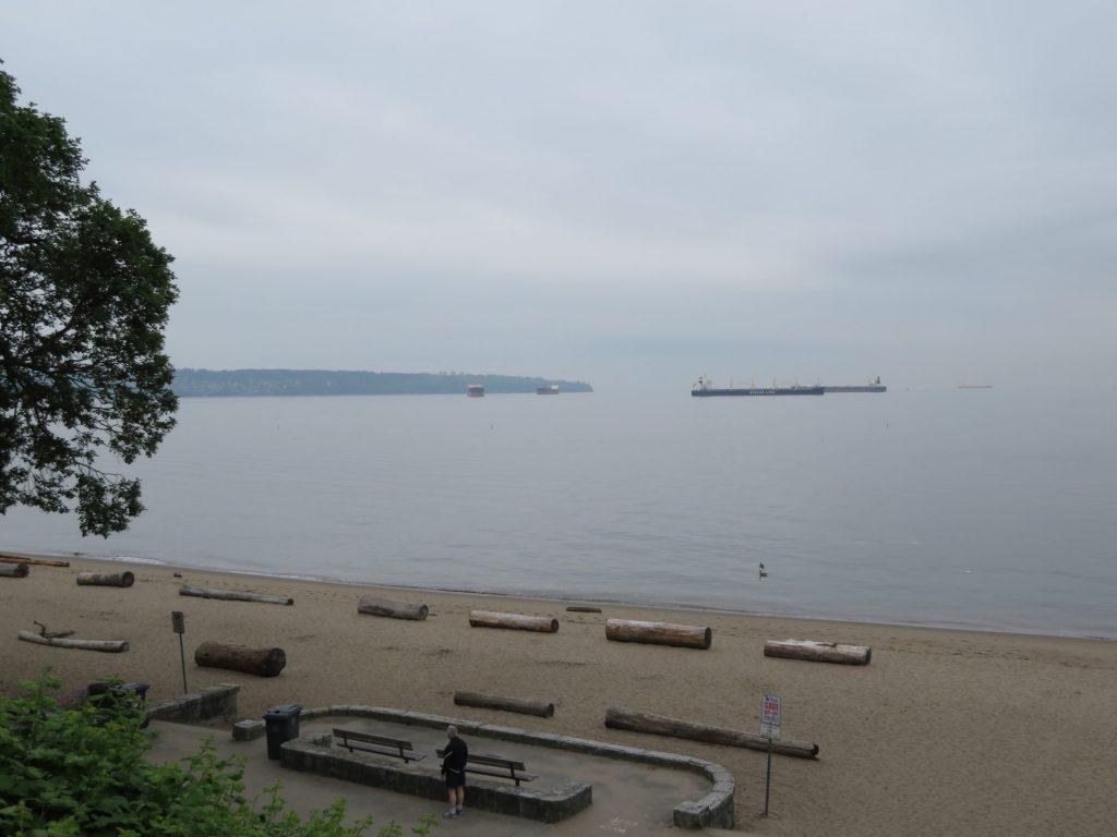 Vancouver Stanley Park - Third Beach
