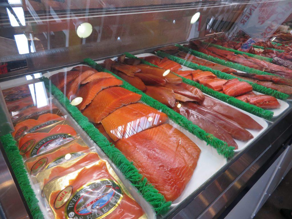Vancouver - Food market - Granville Island