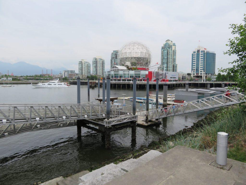 Vancouver - Seaside Fietspad