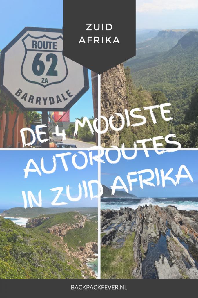 Pin it! De 4 mooiste autoroutes in Zuid Afrika