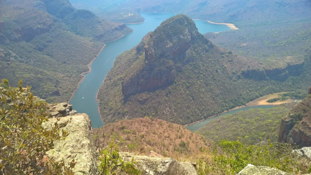 Panorama Route: Blythe River Canyon