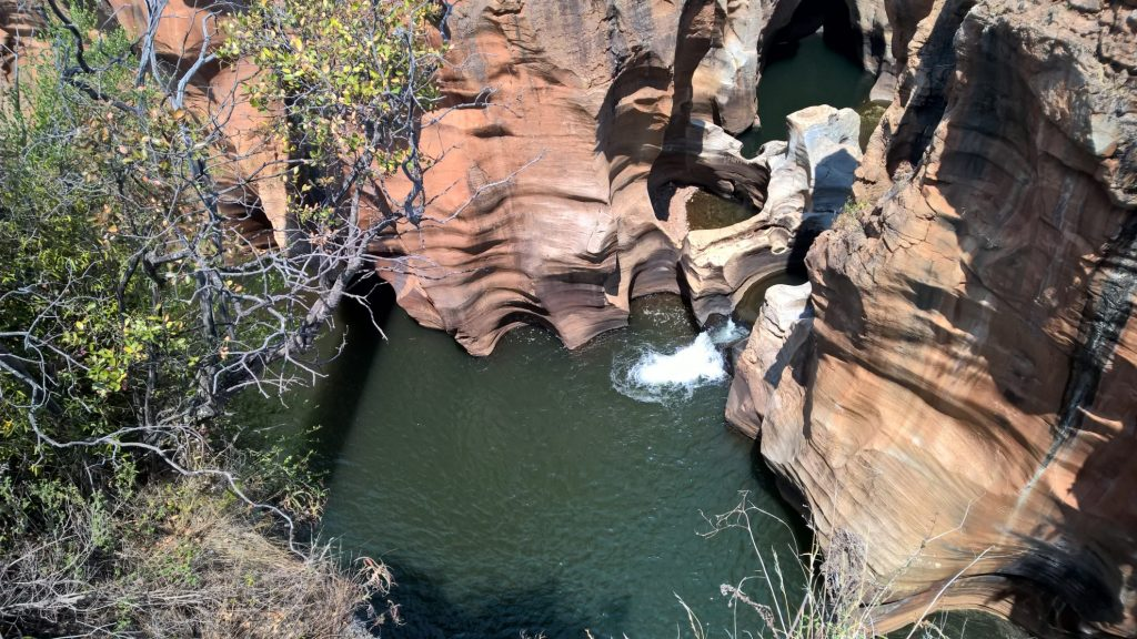 Panorama Route: Bourkes Luck Potholes