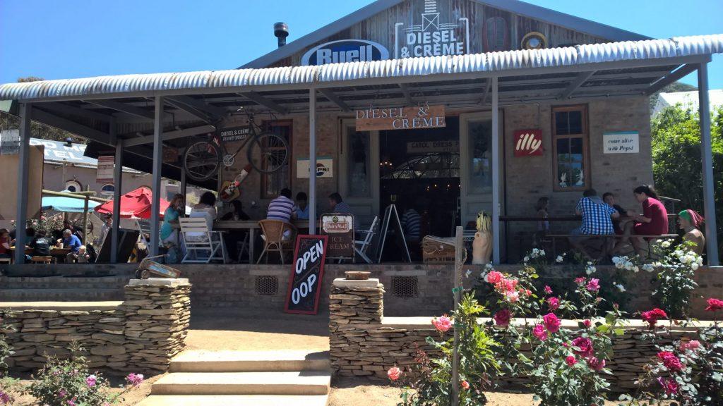 Route 62 Zuid Afrika | Diesel & Creme