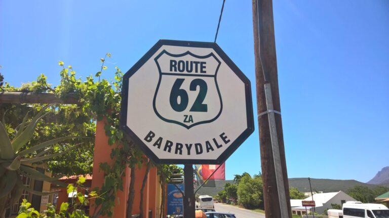 Van Oudshoorn naar Kaapstad over de adembenemende Route 62 Zuid Afrika