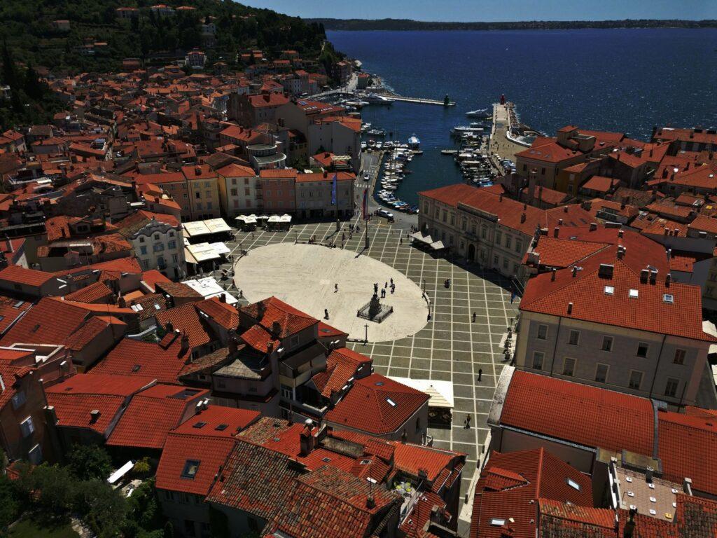 Dagtrips vanuit Kobarid | Piran | Sloveense Kust | Tarinjev Trg