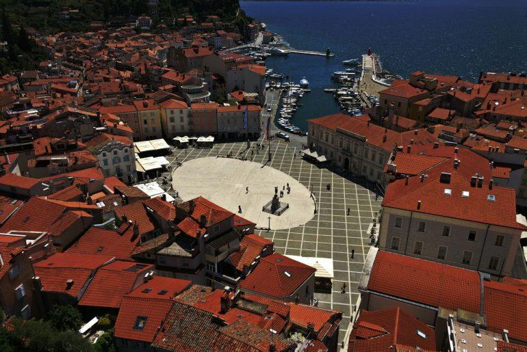 Dagtrips vanuit Kobarid | Piran | Tarinjev Trg