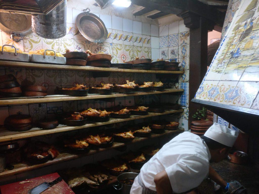 Eten bij het oudste restaurant van de wereld: Botín