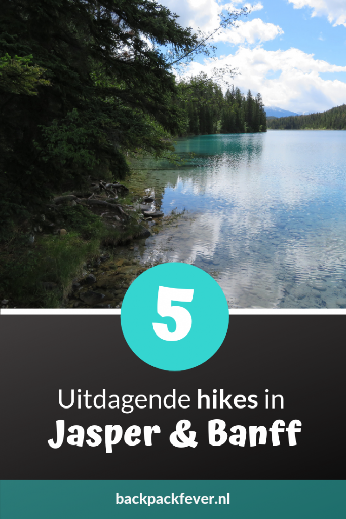 5 Uitdagende hikes in Jasper en Banff National Parks
