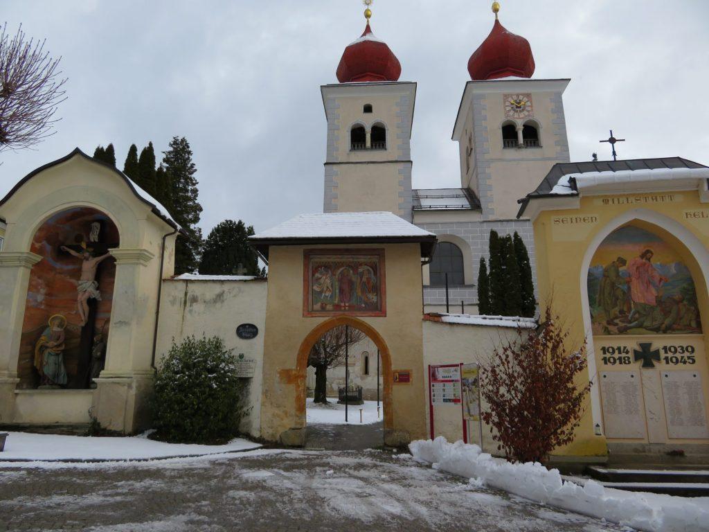 Winters weekend in Karinthië Oostenrijk: Torentjes van Millstatt
