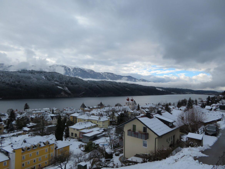 Winters weekend Karinthië Oostenrijk
