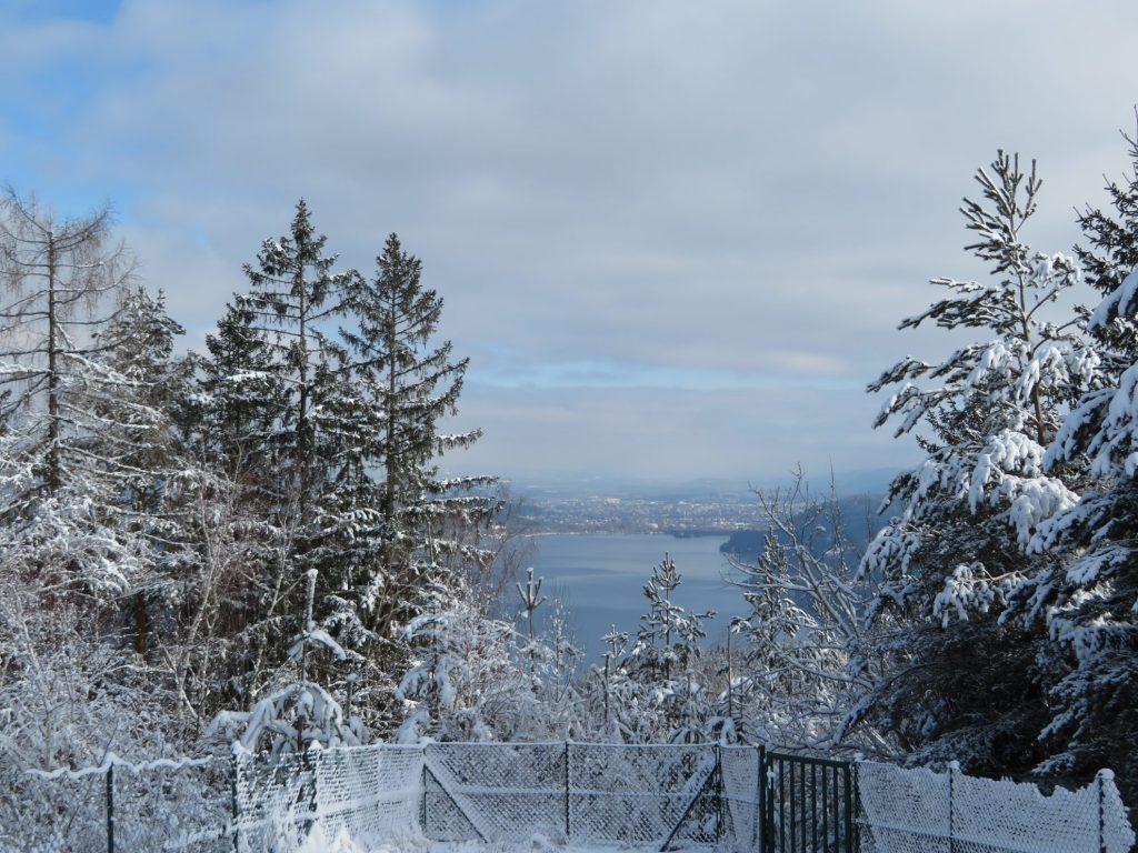 Winters weekend in Karinthië Oostenrijk: Wörther See