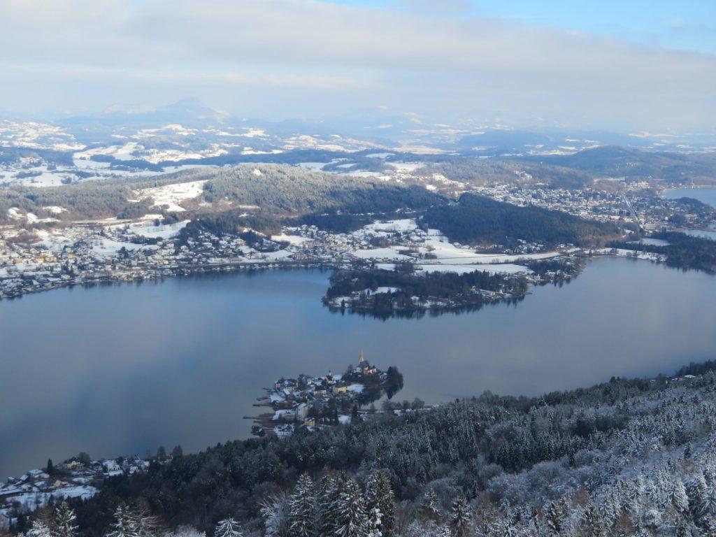 Winters weekend in Karinthië Oostenrijk: Wörther See - Maria Wörth