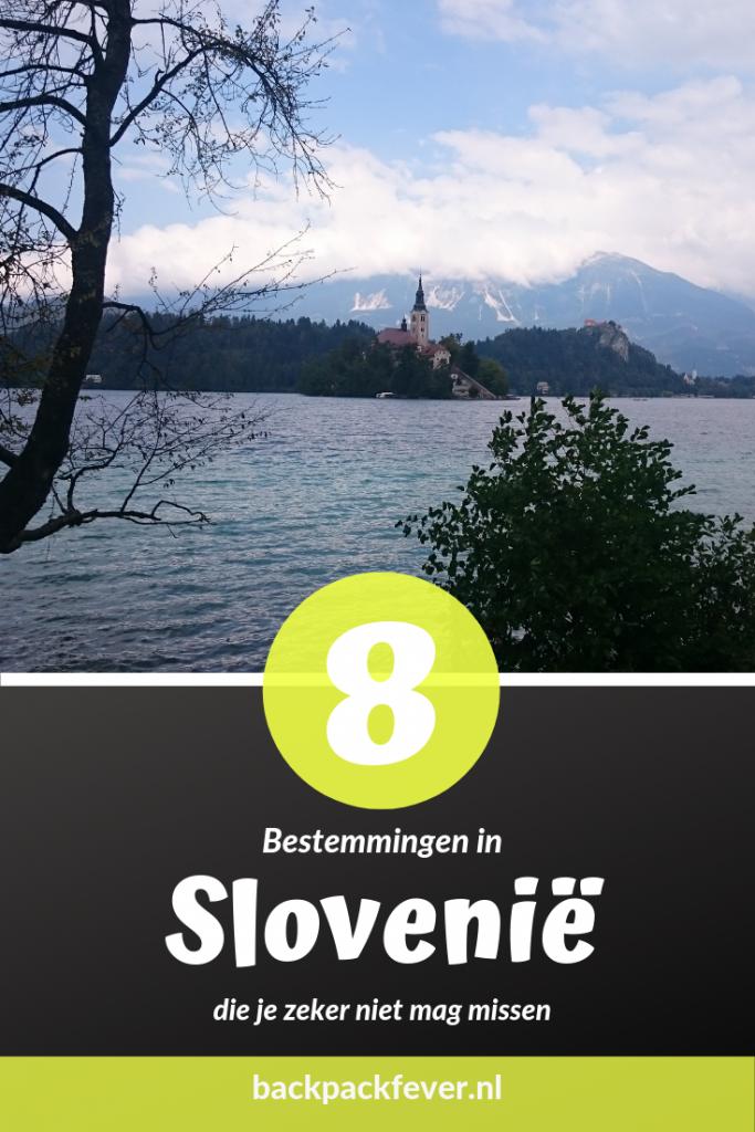 Pin it! 8 bestemmingen in Slovenië