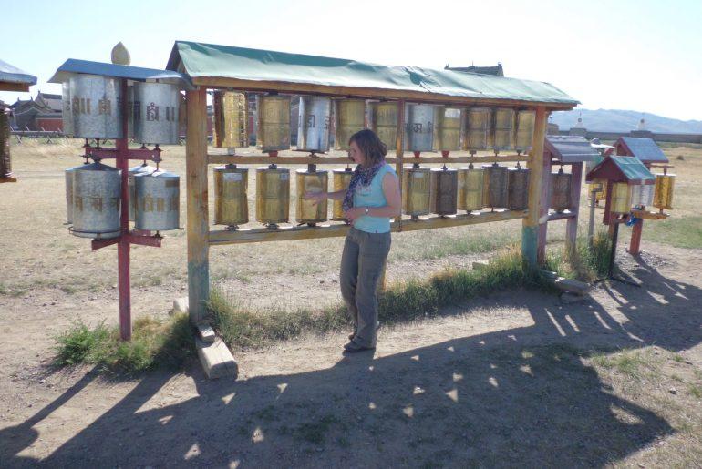 Erdene Zuu klooster | Kharkorin | Mongolië