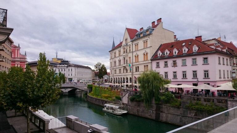 Vakantie in Slovenië | LJublJana