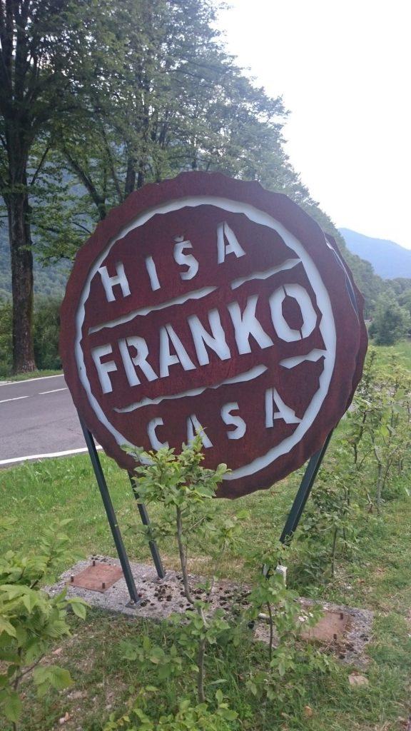 Hisa Franko