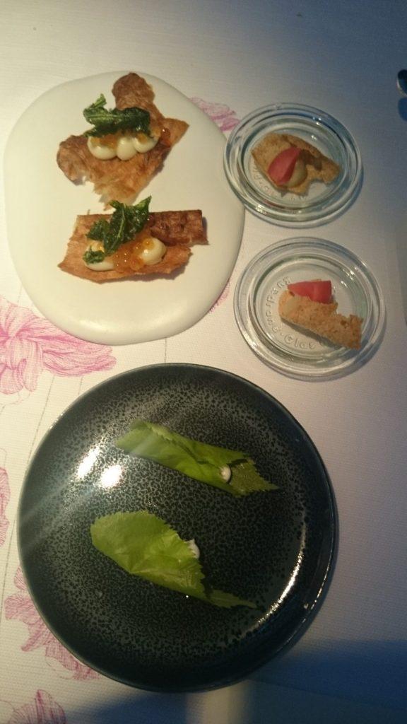 Hisa Franko | lekker eten