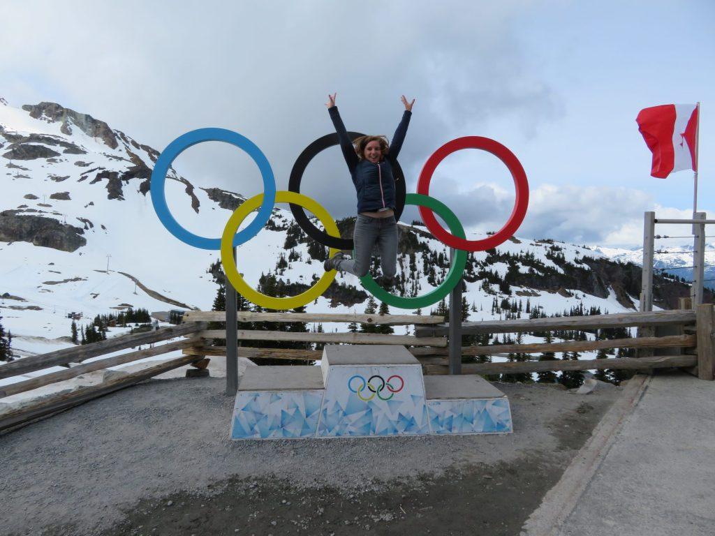 Whistler | Olympic Rings