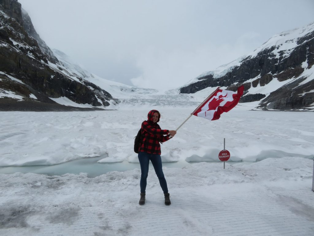 Athabasca Glacier | Icefields Parkway