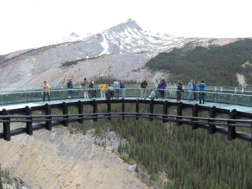 Glacier Skywalk