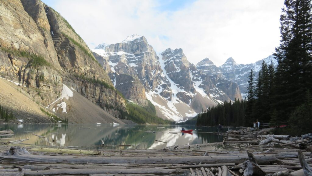 Moraine Lake | Banff National Park | Lake Louise | Canadese Rockies