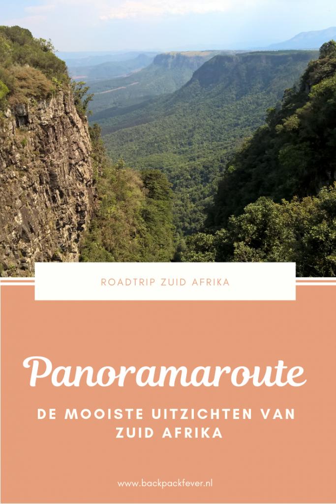 Pin it! | Panoramaroute: De mooiste uitzichten van Zuid Afrika