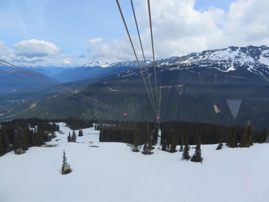 Peak 2 Peak Gondola | Whistler