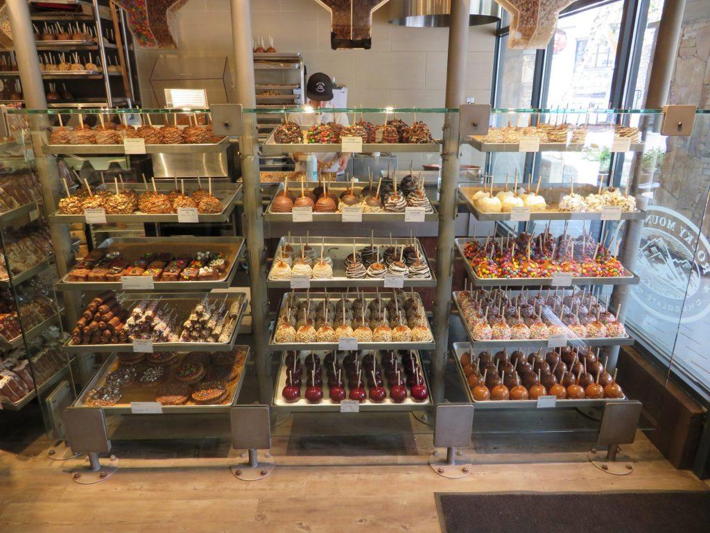 Rocky Mountain Chocolate Factory | Whistler