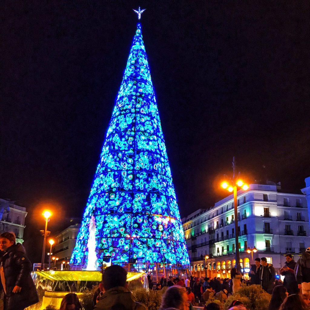 Kerst in Madrid | Stedentrip Madrid
