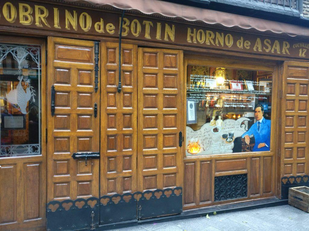 Sobrino de Botin | Eten en drinken in Madrid