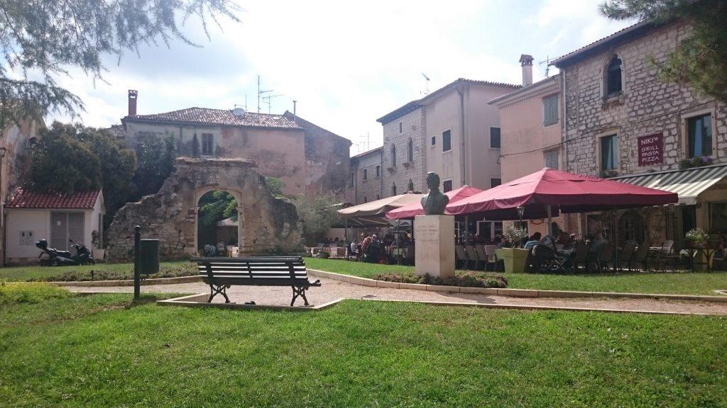 Oude binnenstad | Porec