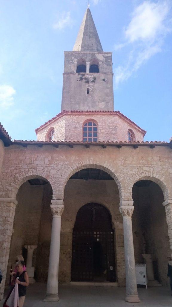 Eufrasiusbasiliek | Porec | Istrië | Kroatië