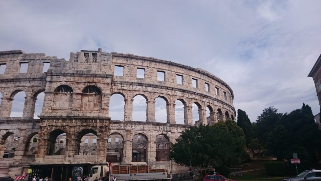 Pula Arena | Istrië | Kroatië