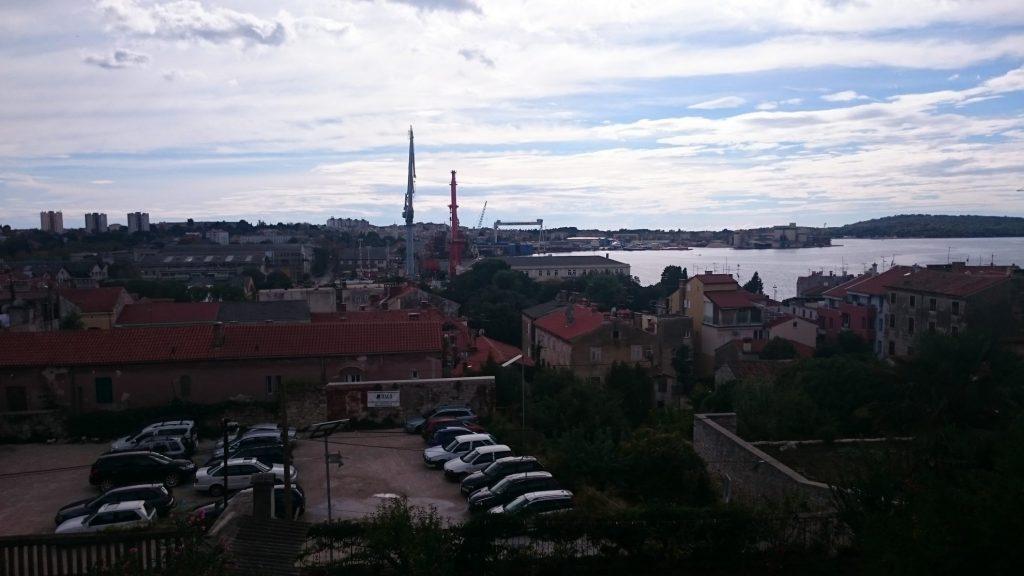 De haven van Pula | Istrië | Kroatië