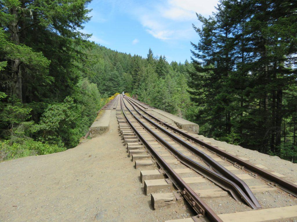 Goldstream Trestle Hiking Trail