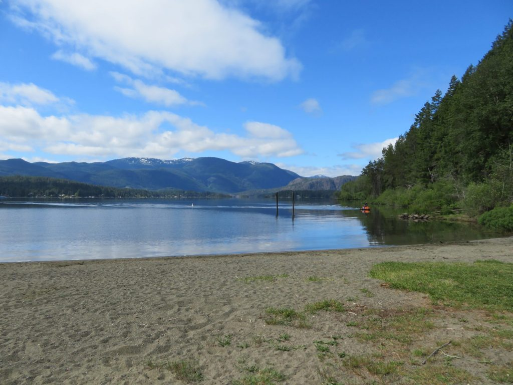 Sproat Lake | Pacific Rim HIghway