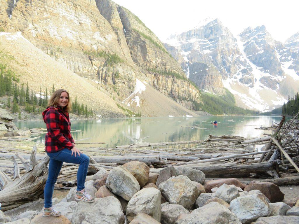 Moraine Lake | Alberta | Canada | Canadese Rockies