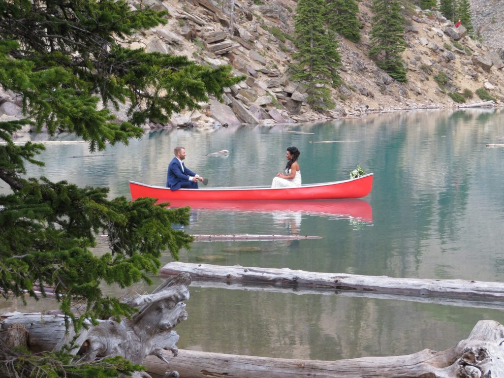 Moraine Lake | Lake Louise | Alberta | Canada