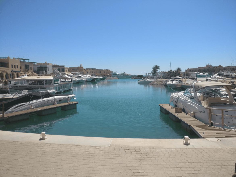 El Gouna: een paradijs aan de Rode Zee in Egypte