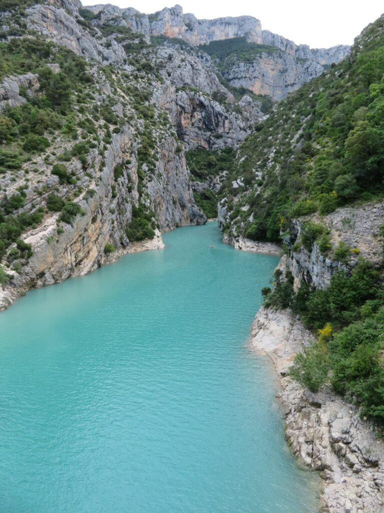 De 8 leukste bezienswaardigheden en activiteiten in de Gorges du Verdon