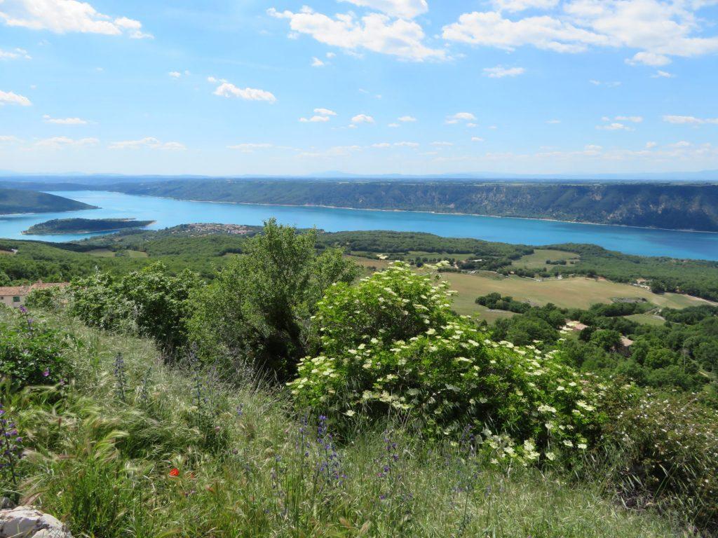 Lac de Sainte-Croix | Alpes Haute Provence | Frankrijk
