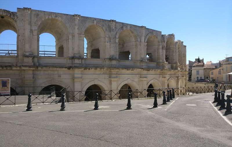 Arles | Provence | kamperen in Zuid Frankrijk