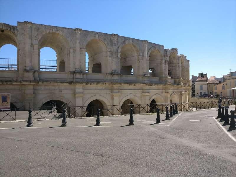 Cultuur snuiven in en om Saint-Rémy-de-Provence | Arena Arles | Provence | kamperen in Zuid Frankrijk